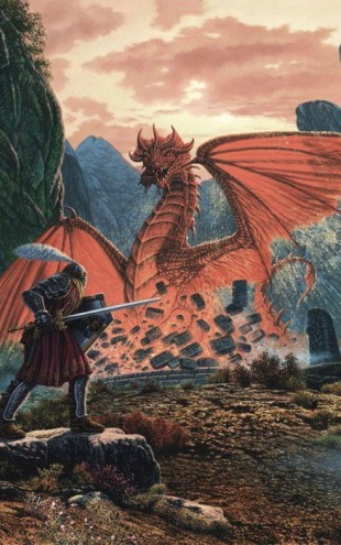 PHOTOWALL / Red Dragon Awakens (e23296)