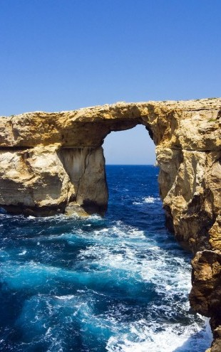 PHOTOWALL / Azure Window (e40388)