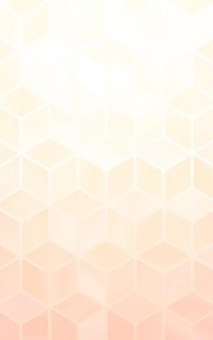 PHOTOWALL / Pastel Pink Hexagons (e25037)