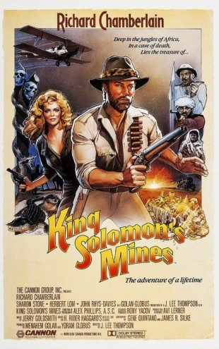 PHOTOWALL / Movie Poster King Solomon´s Mines (e25222)