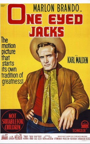 PHOTOWALL / Movie Poster One Eyed Jacks (e25224)