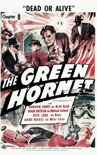PHOTOWALL / Movie Poster The Green Hornet (e25230)