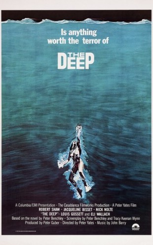 PHOTOWALL / Movie Poster The Terror of The Deep (e25231)