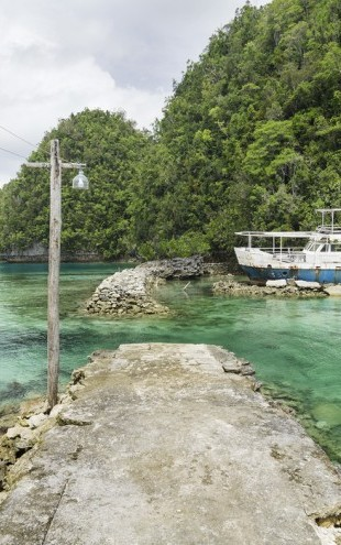 PHOTOWALL / Crystal Clear Waters of Bucas Grande (e25242)