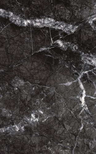 PHOTOWALL / Gray Marble Close Up (e24910)