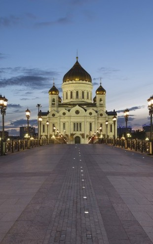 PHOTOWALL / The Cathedral of Christ the Saviour (e40354)