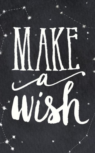 PHOTOWALL / Make a Wish (e25612)