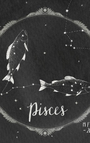 PHOTOWALL / Night Sky Pisces (e25621)