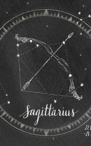 PHOTOWALL / Night Sky Sagittarius (e25622)