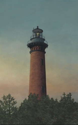 PHOTOWALL / Currituck Beach Lighthouse (e29802)