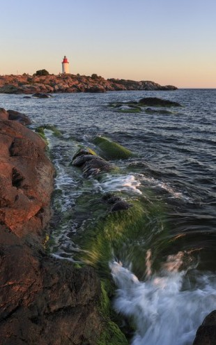 PHOTOWALL / Rocks in Stockholm Archipelago (e29970)