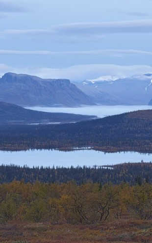 PHOTOWALL / Scenic View of Sarek National Park, Sweden (e40432)