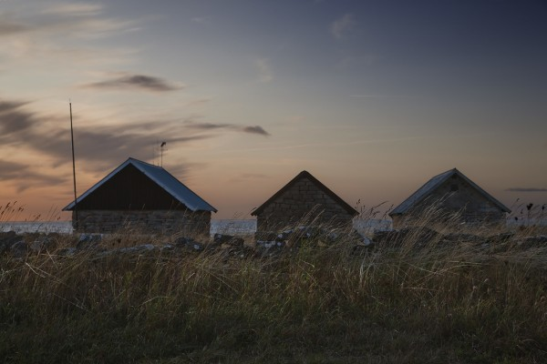 PHOTOWALL / Cottages by the Sea in Aleklinta, Sweden (e40571)