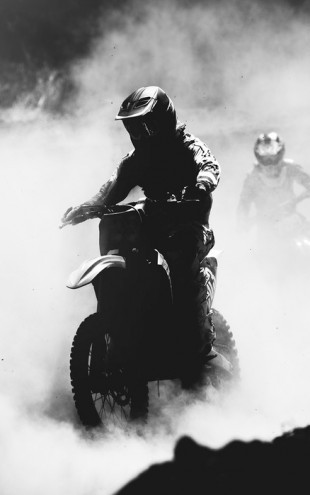 PHOTOWALL / Motocross Racer (e40626)