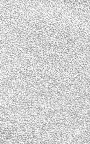 PHOTOWALL / White Leather (e30588)