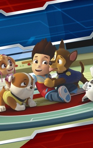 PHOTOWALL / PAW Patrol -  All Paws on Deck (e60000)