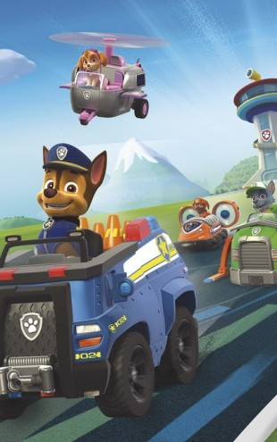 PHOTOWALL / PAW Patrol - Let's roll (e60001)