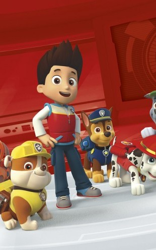 PHOTOWALL / PAW Patrol - No job is to big - No pup is to small (e60002)
