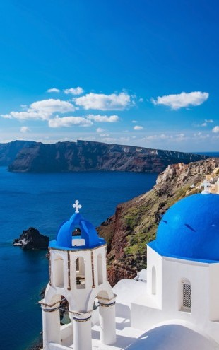 PHOTOWALL / Santorini Church (e310194)