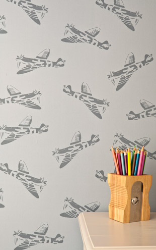 Paperboy Spitfires(Grey-Brown)