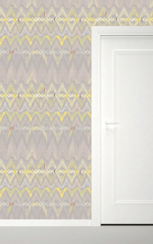 Quercus&Co. Bargello Naples Yellow (The CARAVAN Collection)