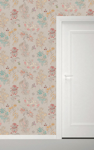 Quercus&Co. Paisley Verona (The CARAVAN Collection)