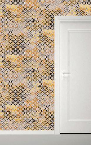 Quercus&Co. Tapestry Indian Yellow (The CARAVAN Collection)