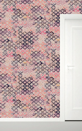 Quercus&Co. Tapestry Rose (The CARAVAN Collection)