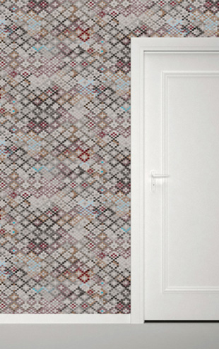 Quercus&Co. TAPESTRY in Umber WPTP-010 (The Watercolor Collection)