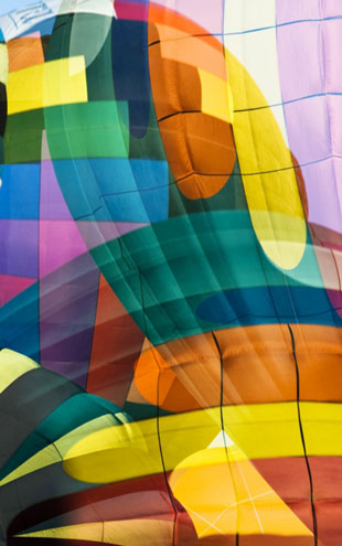Rebel Walls #6 Passion / BALLOONS FLYING HIGH R14051