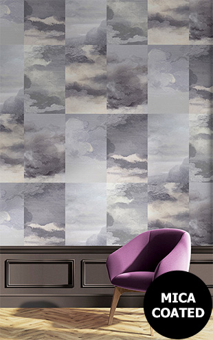 Studio DeSimoneWayland / VOLUME1 / DUTCH SKY DUSK VIOLET MICA VO1-DS-DVM【MICA COATED】
