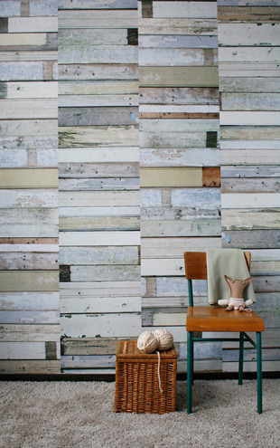 studio ditte / Scrapwood/white