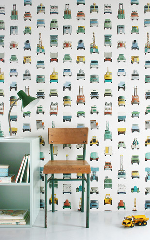 studio ditte / Work Vehicles wallpaper
