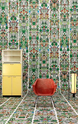 Archives Wallpaper by Studio Job / L'Afrique (JOB-05)