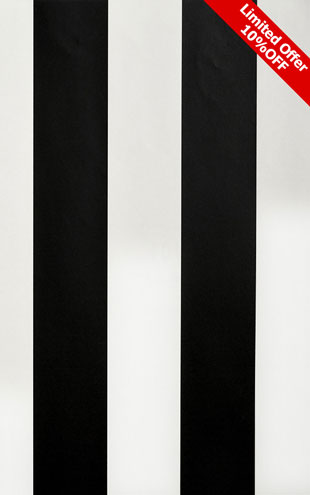 Graham & Brown / Kids to teen Collection Monochrome Stripe 100099
