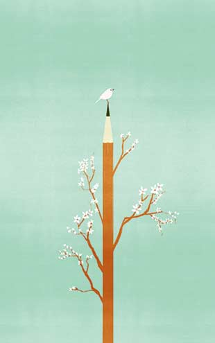 Wall&Deco / Contemporary Wallpaper 2016 Alessandro Gottardo (aka Shout) CHARLIE WDCH1602