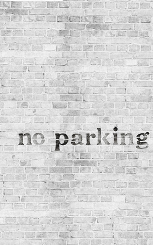 Wall&Deco Life 12 No parking / WDNO1201