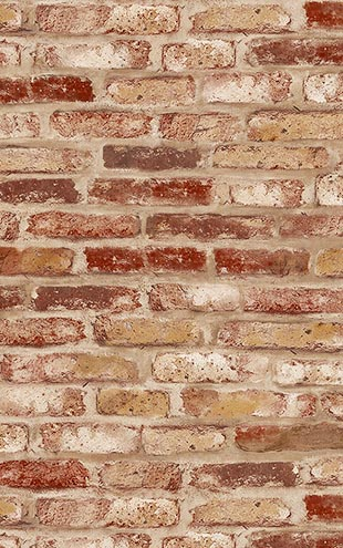 WALLQUEST 3D Brick Wall TD30205