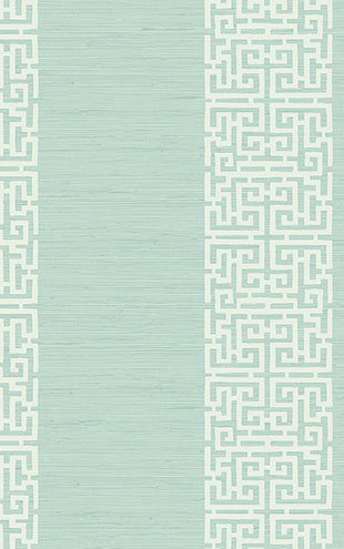 WALLQUEST / CHINOISERIE Maze Stripe CH70104