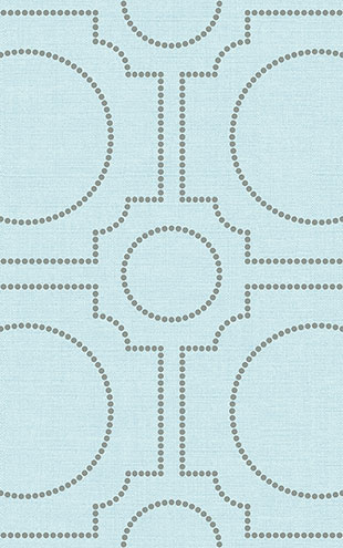 WALLQUEST / CHINOISERIE Nailhead Panels CH70515