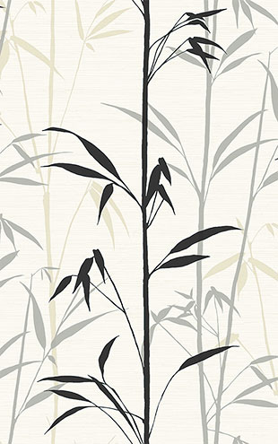 WALLQUEST / CHINOISERIE Bamboo CH71400