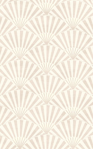 WALLQUEST / CHINOISERIE Ombre Fans CH71601