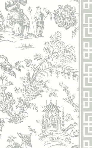 WALLQUEST / CHINOISERIE Tapeta CH71800