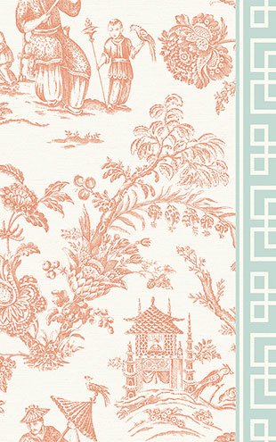 WALLQUEST / CHINOISERIE Tapeta CH71801