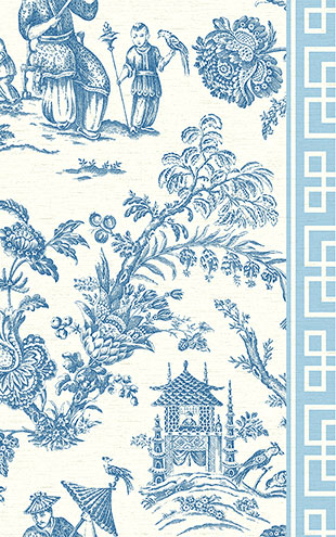 WALLQUEST / CHINOISERIE Tapeta CH71802