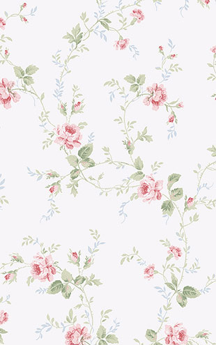 WALLQUEST FLORA All-Over Floral FG70601