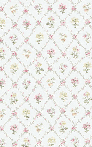 WALLQUEST FLORA Diamond Floral FG71508
