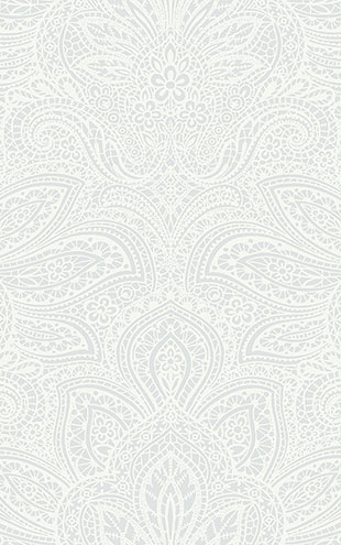 WALLQUEST / THE YACHT CLUB Lace Damask YC60000