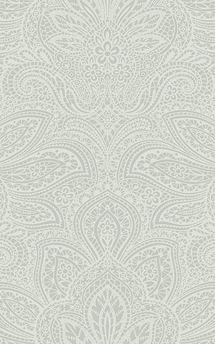 WALLQUEST / THE YACHT CLUB Lace Damask YC60007
