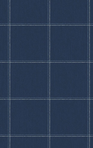 WALLQUEST / THE YACHT CLUB Simple Plaid YC61412